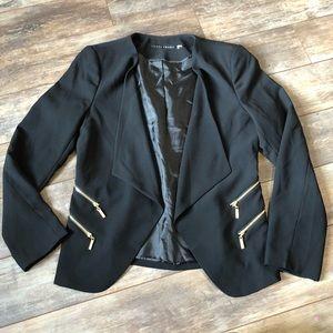 Ivanka Trumped Black Fitted Blazer